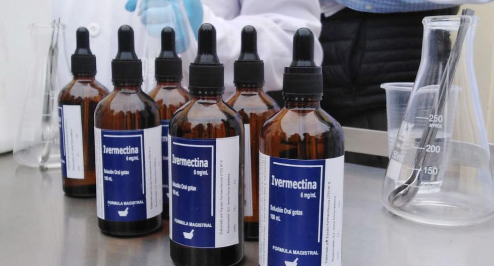 La ivermectina es un medicamento antiparasitario de uso común que se promociona mucho en las redes sociales pero según el grupo de expertos de la OMS, los datos de los estudios clínicos para medir su eficacia contra el COVID-19 no han dado resultados concluyentes. (Foto: Andina)