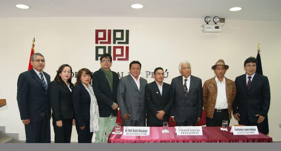 Corte de Junín y otras instituciones atenderán gratis en Chacapampa