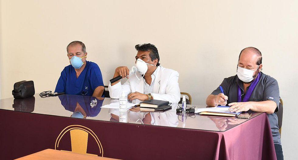 Se elevan a 13 los casos de coronavirus en la región Lambayeque