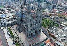 Quito, la ciudad ecuatoriana más golpeada por el COVID-19, celebra sus 486 años de fundación
