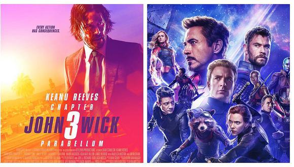 'John Wick: Parabellum' desplazó a 'Avengers: Endgame' en las taquillas norteamericanas
