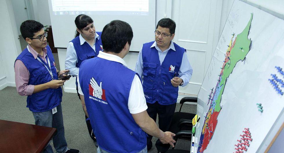 La Defensoría del Pueblo desplegará la mayor cantidad de supervisores en Lima, Cusco, Piura, Arequipa y Puno. (Foto: Andina)