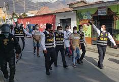 'Marcas' solicitaron traslado humanitario al GRH