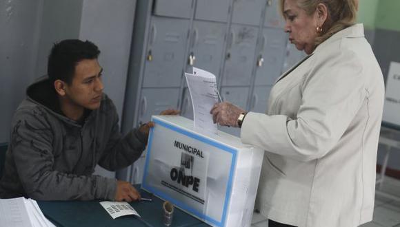 Elector puede escoger el centro de votación más cercano a su vivienda| GEC