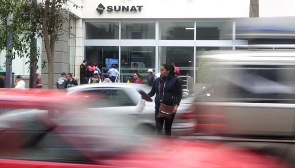 Sunat. (Foto: Archivo/ GEC)