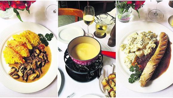 La Romántica, restaurante