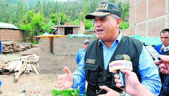 Daniel Urresti investigará a exministros del Interior