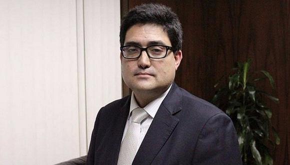 Jorge Ramírez no descarta que reparación civil de Odebrecht sea sometida a nuevo cálculo