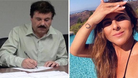 """Kate del Castillo señaló que tras conocer a Joaquín """"Chapo"""" Guzmán vivió el peor episodio de su vida. (Foto: Instagram @katedelcastillo / AFP)"""