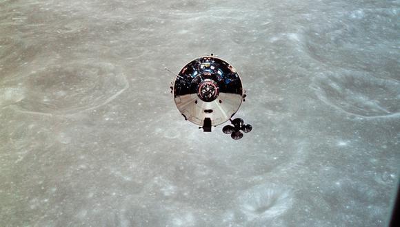 NASA: astronautas del Apollo 10 escucharon música extraña del lado oscuro de la Luna