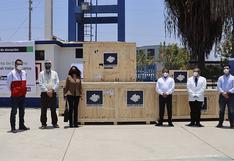 Entregan moderna planta de oxígeno al Hospital II Chocope de EsSalud en La Libertad (VIDEO)