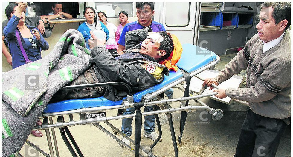 Huánuco: a balazos asaltan camión repartidor de cervezas y hieren a tres trabajadores