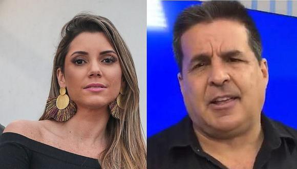 Gonzalo Núñez apeló a prejuicio machista para descalificar a Alexandra Horler (VIDEO)