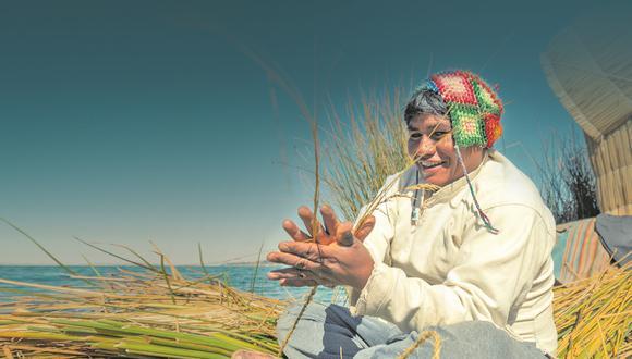 """""""Enrique observaba con resignación cómo muchas de las costumbres con las que creció ser perdían, al mismo tiempo que muchas de las especies que vivían en el lago y alrededores"""", comenta Andrés Ugaz de cocinapar.org"""