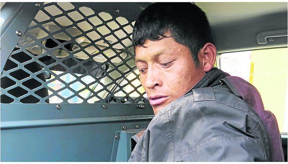 Huancayo: Sujeto ebrio causa pánico al disparar frente a centro de salud