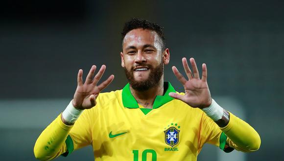 """Estrella brasileña comentó una publicación en Instagram con las declaraciones del peruano. """"Tres abrazos para él"""", agregó."""