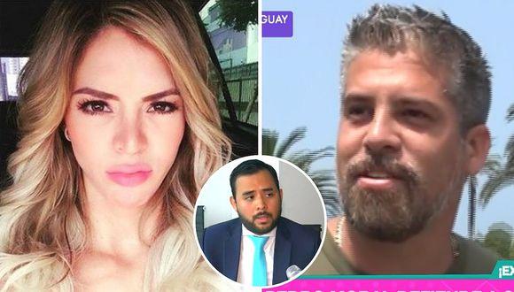 Abogado de Sheyla Rojas demanda a Pedro Moral por medio millón de soles (VIDEO)