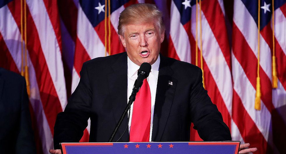 Donald Trump sorprende al mundo y es electo presidente de Estados Unidos (VIDEO)