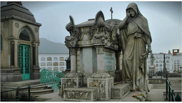 A captar el Presbítero Maestro: Popular cementerio albergará concurso de fotografía