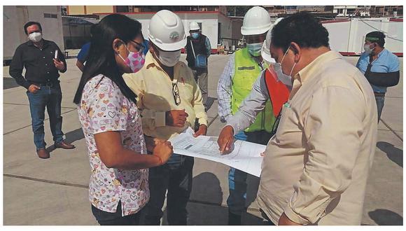 Tumbes: Inician remodelación de hospital por S/ 2 millones