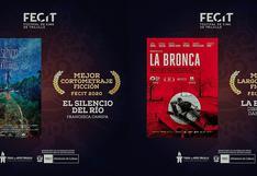 Presentan cortometrajes y largometrajes ganadores de Festival de Cine de Trujillo