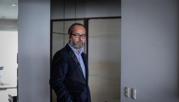 Ronald Gamarra, quien formó parte del equipo legal de Perú Libre. | Foto: GEC.