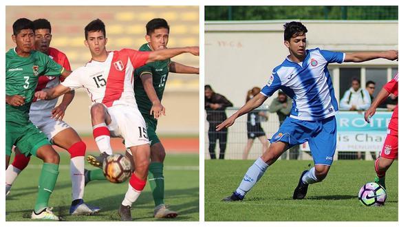 Peruano Alessandro Burlamaqui entre los futbolistas a seguir en el Sudamericano Sub 17 (FOTOS)