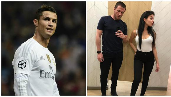 Instagram: Cristiano Ronaldo lanza advertencia a su novia que aparece en foto con otro hombre