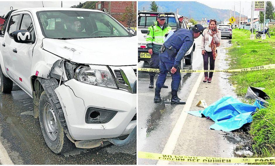 Atropellos en carretera Jauja-Huancayo dejan tres fallecidos en horas