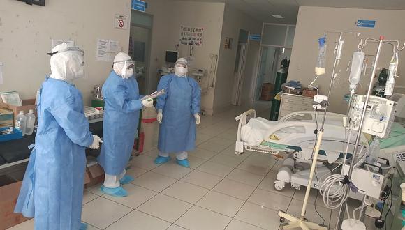 C.S. de San Cristóbal cuenta con camas para atender 20 pacientes con COVID-19