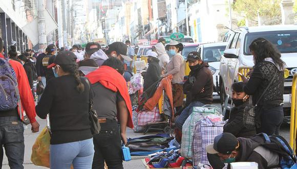 Aumentan calles con alto riesgo de contagio