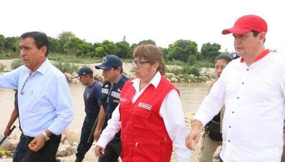 Atenderán la salubridad de las zonas afectadas por las lluvias en la región