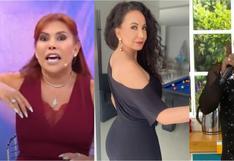 """Magaly Medina tras comentario de Janet Barboza a 'Giselo': """"No sé cómo la comunidad LGBT no se ha pronunciado"""""""