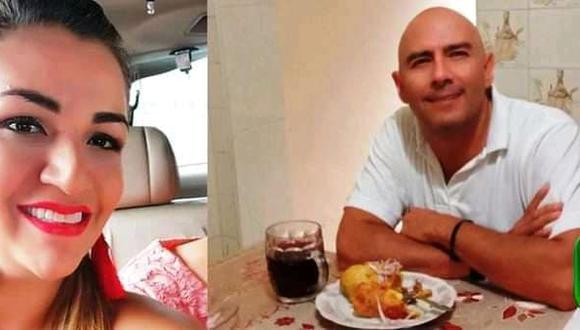 César Óscar La Barrera Martínez era buscado por la Policía por el feminicidio de la empresaria Jenny Rojas Aranda y de la hija de ella, de 12 años. (Foto:  Facebook)