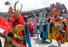 Diablada puneña es declarada Patrimonio Cultural de la Nación