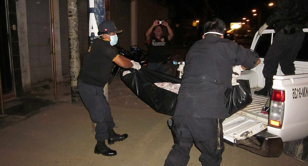 Asaltantes mataron a chofer para robar S/ 20 mil