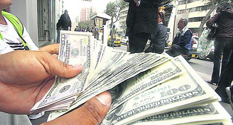 BCT: 20% de créditos se dio en dólares
