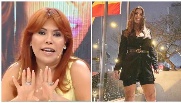 """Magaly Medina sobre nuevo look de Yahaira Plasencia: """"Sí que has cambiado pelona"""" (VIDEO)"""