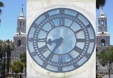 Testigo del tiempo: El reloj de la Catedral