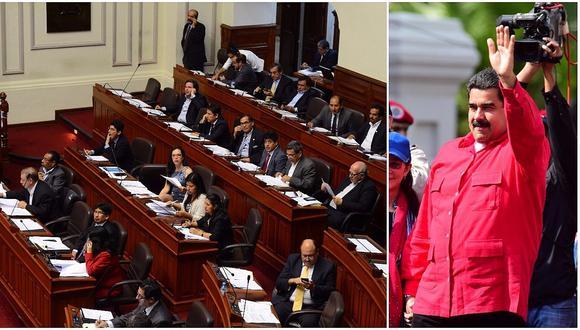 Solo nueve aranistas no votan por condenar a Nicolás Maduro (VIDEO)