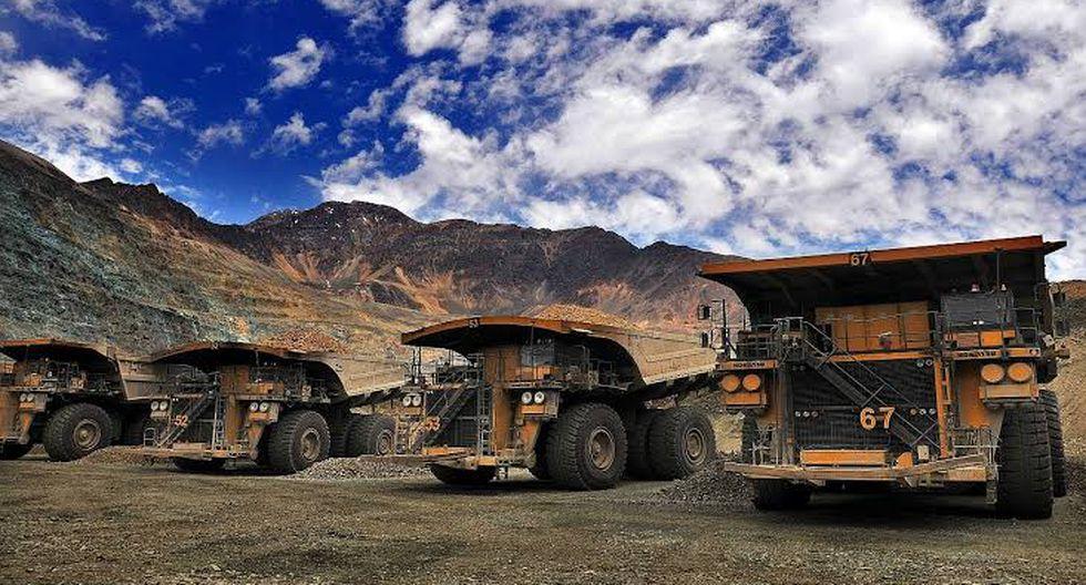 En tres regiones se dio el 51% de la inversión minera