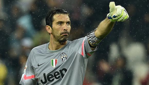 Gianluigi Buffon: A un paso del récord de imbatibilidad en la Serie A