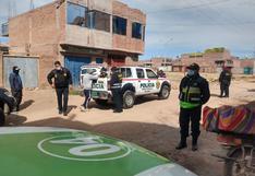 Delincuentes balean a joven en el distrito de San Miguel