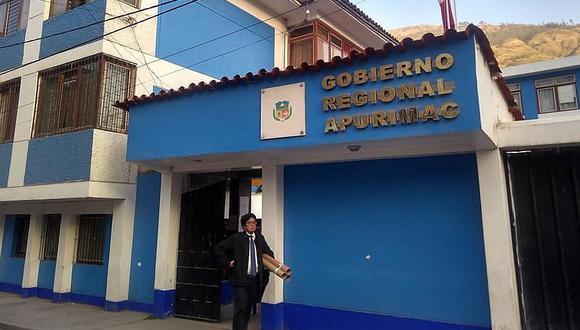 Apurímac: gobierno regional pide sancionar a los responsables de las muertes de los jóvenes (Foto referencial).