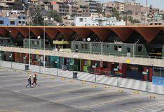 Transporte interprovincial de Arequipa con pérdidas millonarias