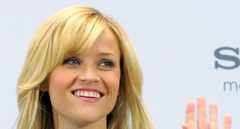 Reese Witherspoon es madre por tercera vez