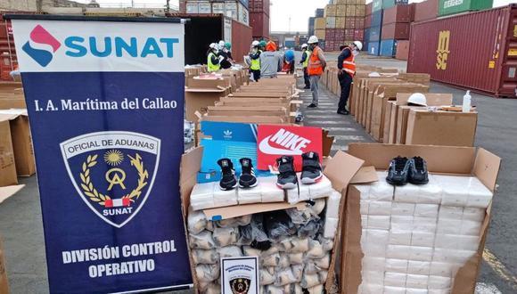 De acuerdo con Sunat, la comercialización de mercancías de contrabando es una forma de competencia desleal contra aquellos comerciantes que sí cumplen con sus obligaciones y actualmente reactivan la economía.