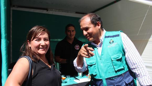Alcalde Villavicencio deja a Silvia Sullca encargada de la MPH/ Foto: Correo