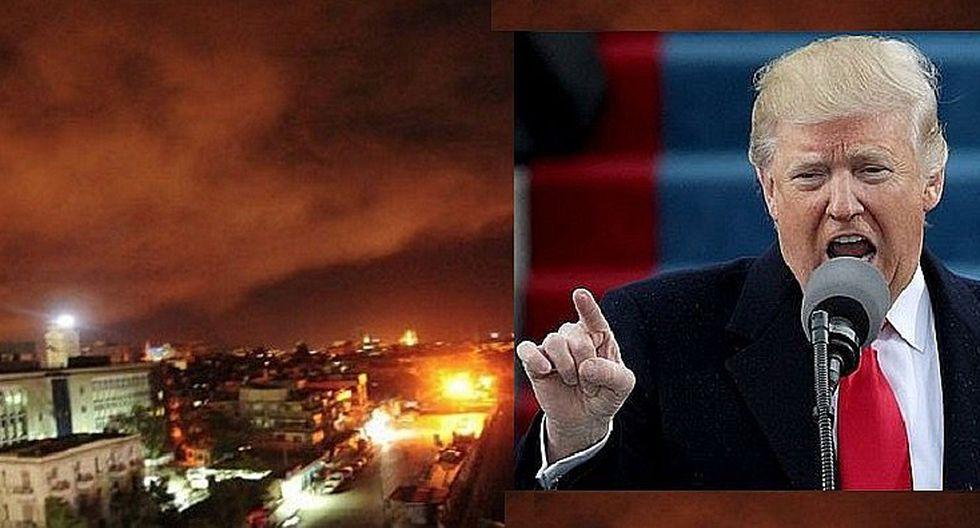 """Donald Trump: """"¡Misión cumplida! Ataque fue perfectamente ejecutado"""""""