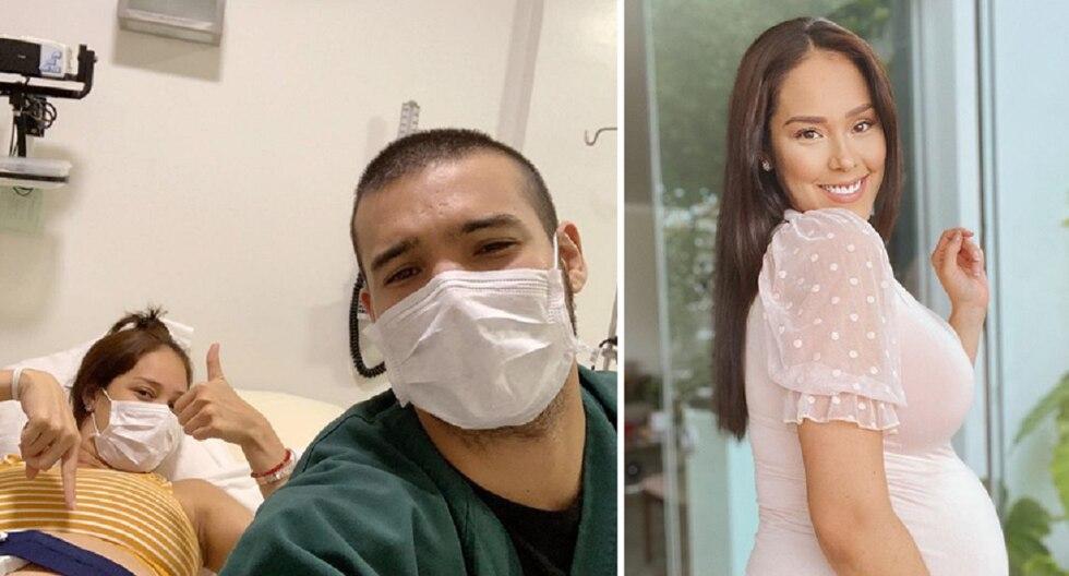 Ezio Oliva y mensaje de reflexión tras no poder acompañar a Karen Schwarz  en la sala de parto (Foto: Instagram)